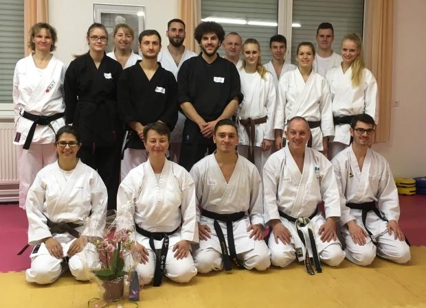 Ki-Karate Seminar 2.12.2017