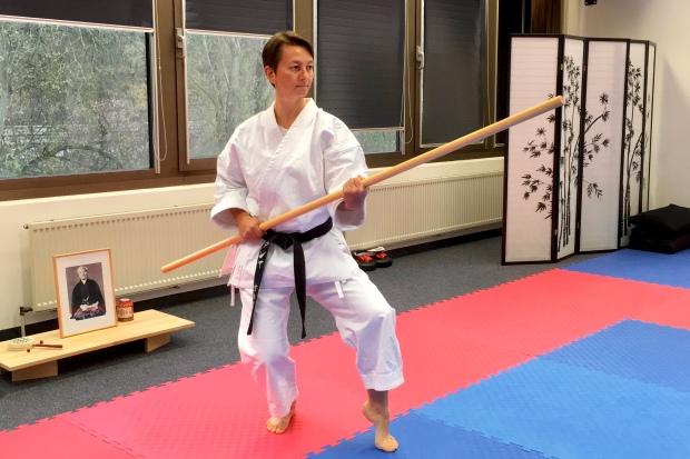 Kata aus dem Goju Ryu
